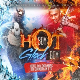 Hot Boy Glock Boy T5 front cover
