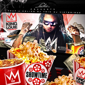 Showtime King Louie front cover