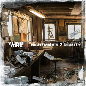 Nightmares 2 Reality Yung Tone front cover