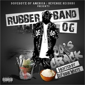 80's Crack Rubberband OG front cover