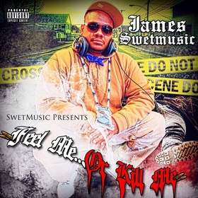 Feel Me Or Kill Me James Swetmusic front cover