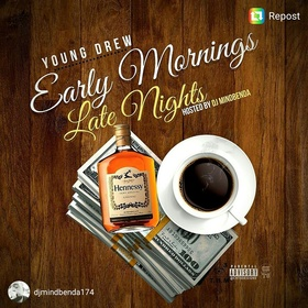 Early Days Late Nights Young Drew front cover
