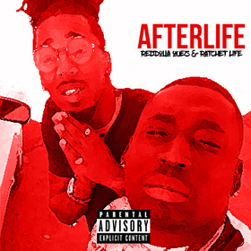After Life RedDolla Quez front cover