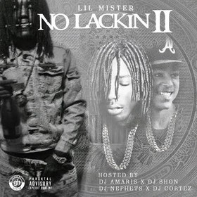 No Lackin 2 Lil Mister front cover