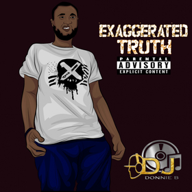 Exaggerated Truth Jay Flow front cover