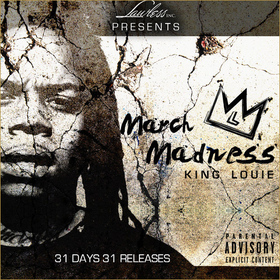 March Madness King Louie front cover
