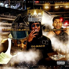 Trap Gods The New MVPs Vol. 2 MTMS Promos front cover