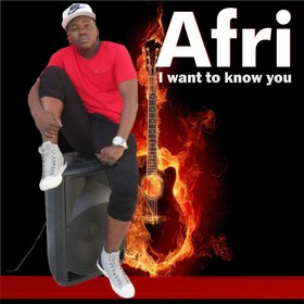 I want to know you Afri front cover