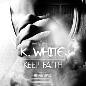 Keep Faith K. White front cover