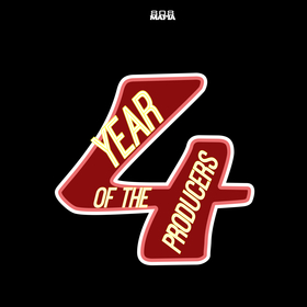 Year Of The Producers 4 Year Of The Producers front cover