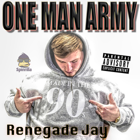 One Man Army Renegade Jay front cover