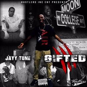 Gifted 3 Jayy Tune front cover