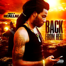 Back From Hell Peezy P REALLAE front cover