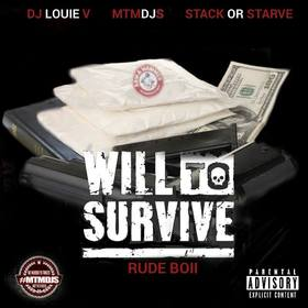 The Will To Survive BFL Rude Boii front cover