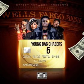 Young Bag Chasers 5 Young Bag Chasers front cover