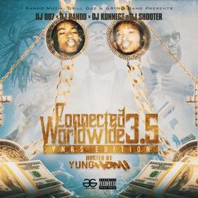 Connected Worldwide 3.5 (YNRS Edition) Yung Homi front cover