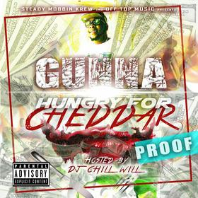 Hungry For Cheddar GUNNA CHILL iGRIND WILL front cover