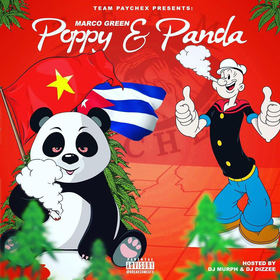 Poppy & Panda Marco Green front cover