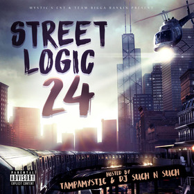 Street Logic 24 Tampa Mystic front cover