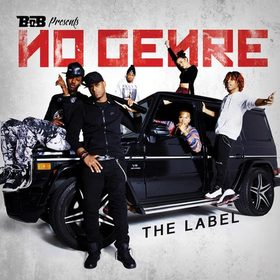 No Genre: The Label B.o.B front cover