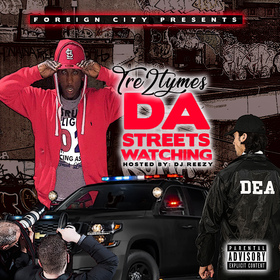 Da Streets Watching Tre2tymes front cover
