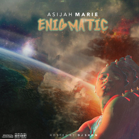 Enigmatic Asijah Marie front cover