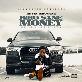 WhoSane Money KevinWhoSane front cover