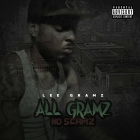 All Gramz No Scamz GrandSlam Recording Studio front cover