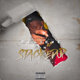 Believe In StackedUp StackedupWill front cover