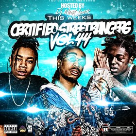 This Weeks Certified Street Bangers Vol.44 DJ Mad Lurk front cover