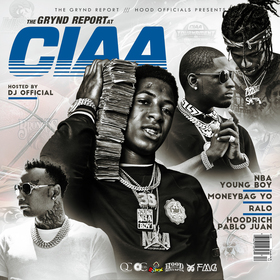 The Grynd Report at CIAA DJ Official front cover