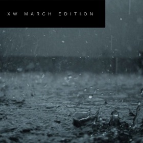 THE xWORKAHOLICS March Edition Dj Illy Jay front cover