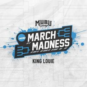 March Madness 2 King Louie front cover