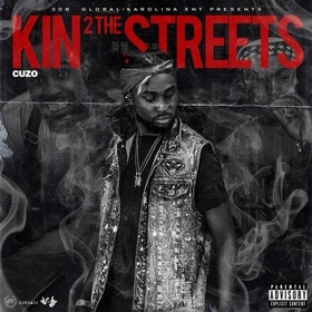 Kin 2 The Streets Cuzo Carolina front cover