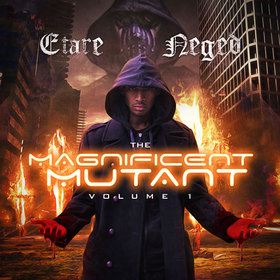Etare Neged - The Magnificent Mutant NO DJ DJ Smoke front cover