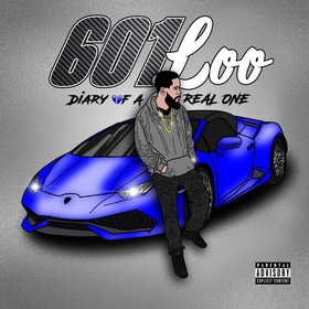 Diary Of A Real One 601Loo front cover