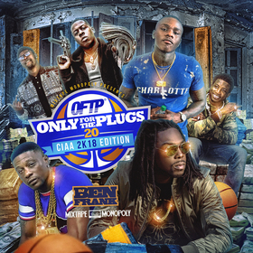 Only For The Plugs 20 (CIAA 2K18 Edition) DJ Ben Frank front cover