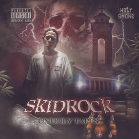 Unholy Tapes Skvd Rock front cover