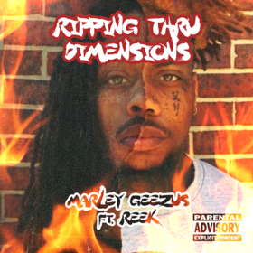 Ripping Thru Dimensions westsidemarley front cover