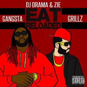 EAT Reloaded Zie front cover