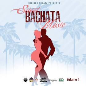 Sweet Bachata Music Vol. 1 DJ Cinco P Beatz front cover