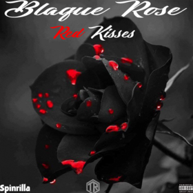 Red Kisses Blaque Rose front cover