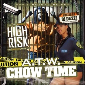 ATW Chow Time High Risk front cover