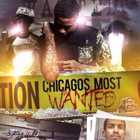 Chicago's Most Wanted DJ Legacy front cover