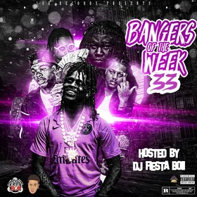 Bangers Of The Week 33 DJ Fiestaboii front cover