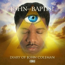 John Dha Baptist - Diary Of John Coleman TyyBoomin front cover