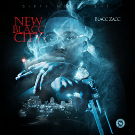 New Blacc City Blacc Zacc front cover
