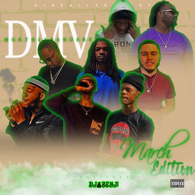 DMV Monthly Bangers (March Edition) DJ Benji front cover