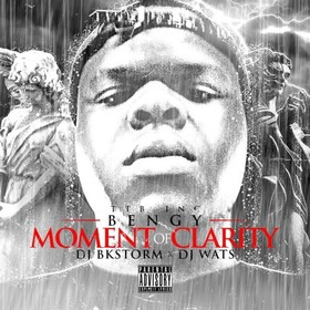 Moment Of Clarity Bengy front cover
