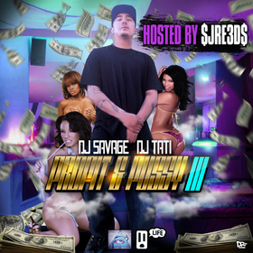 Profit & Pussy III DJSavageSC front cover